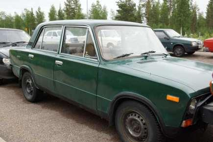 Russian car auction in Finland 100