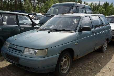 Russian car auction in Finland 105
