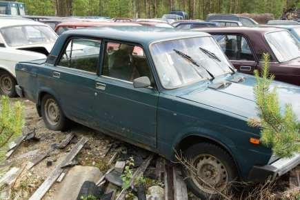Russian car auction in Finland 11