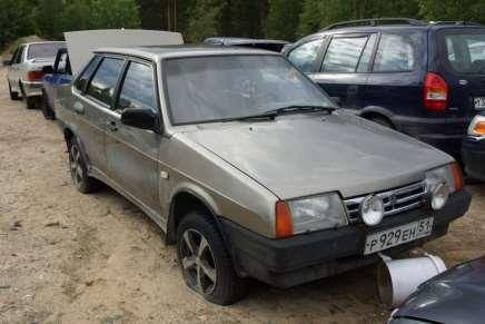 Russian car auction in Finland 12