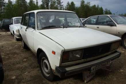 Russian car auction in Finland 17