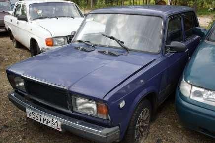 Russian car auction in Finland 28