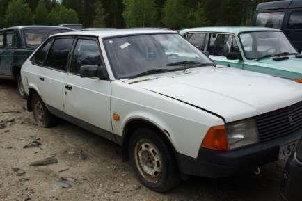 Russian car auction in Finland 29