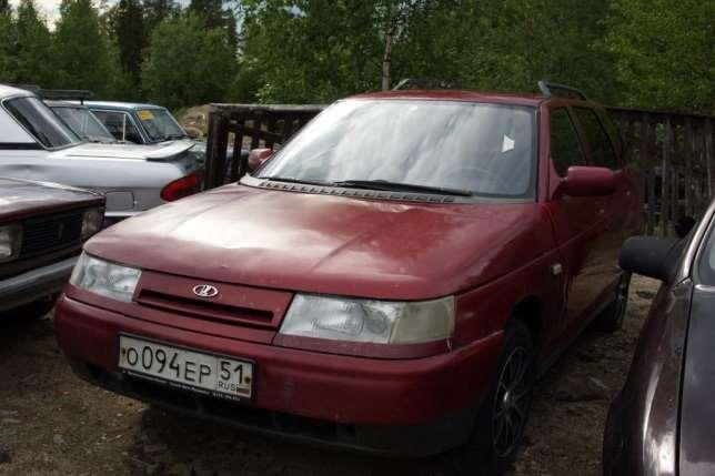 Russian car auction in Finland 3