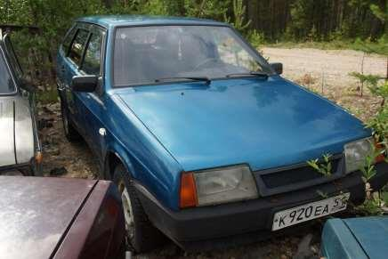 Russian car auction in Finland 33
