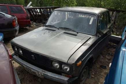 Russian car auction in Finland 34