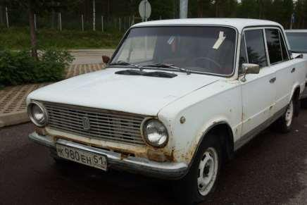 Russian car auction in Finland 39