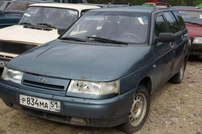 Russian car auction in Finland 4
