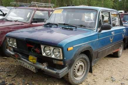 Russian car auction in Finland 41