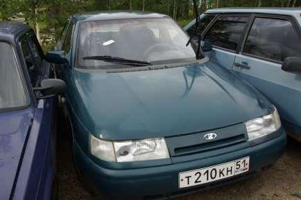 Russian car auction in Finland 43