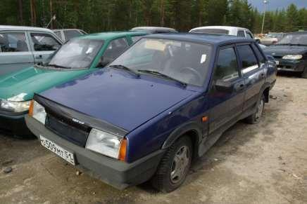 Russian car auction in Finland 44