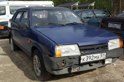Russian car auction in Finland 48