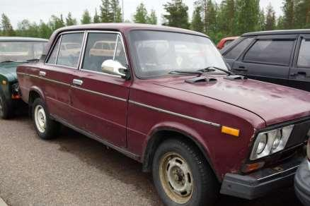 Russian car auction in Finland 51