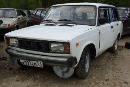 Russian car auction in Finland 54