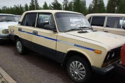 Russian car auction in Finland 55