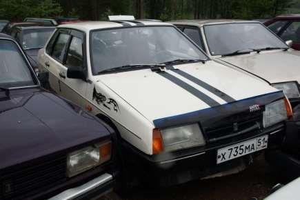 Russian car auction in Finland 57