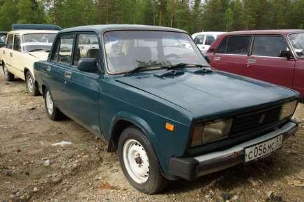 Russian car auction in Finland 60