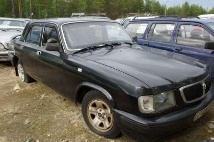 Russian car auction in Finland 61