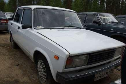 Russian car auction in Finland 64