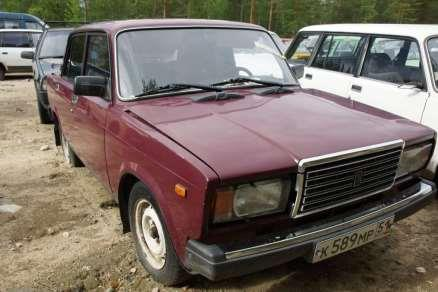 Russian car auction in Finland 66