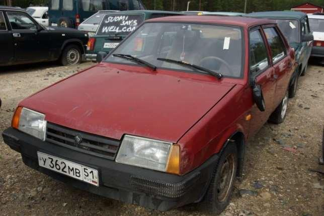 Russian car auction in Finland 7