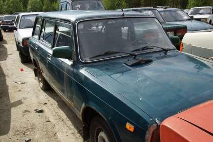 Russian car auction in Finland 76
