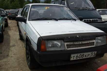 Russian car auction in Finland 81