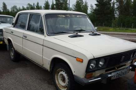 Russian car auction in Finland 88