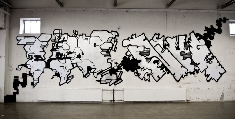 Map graffiti 4