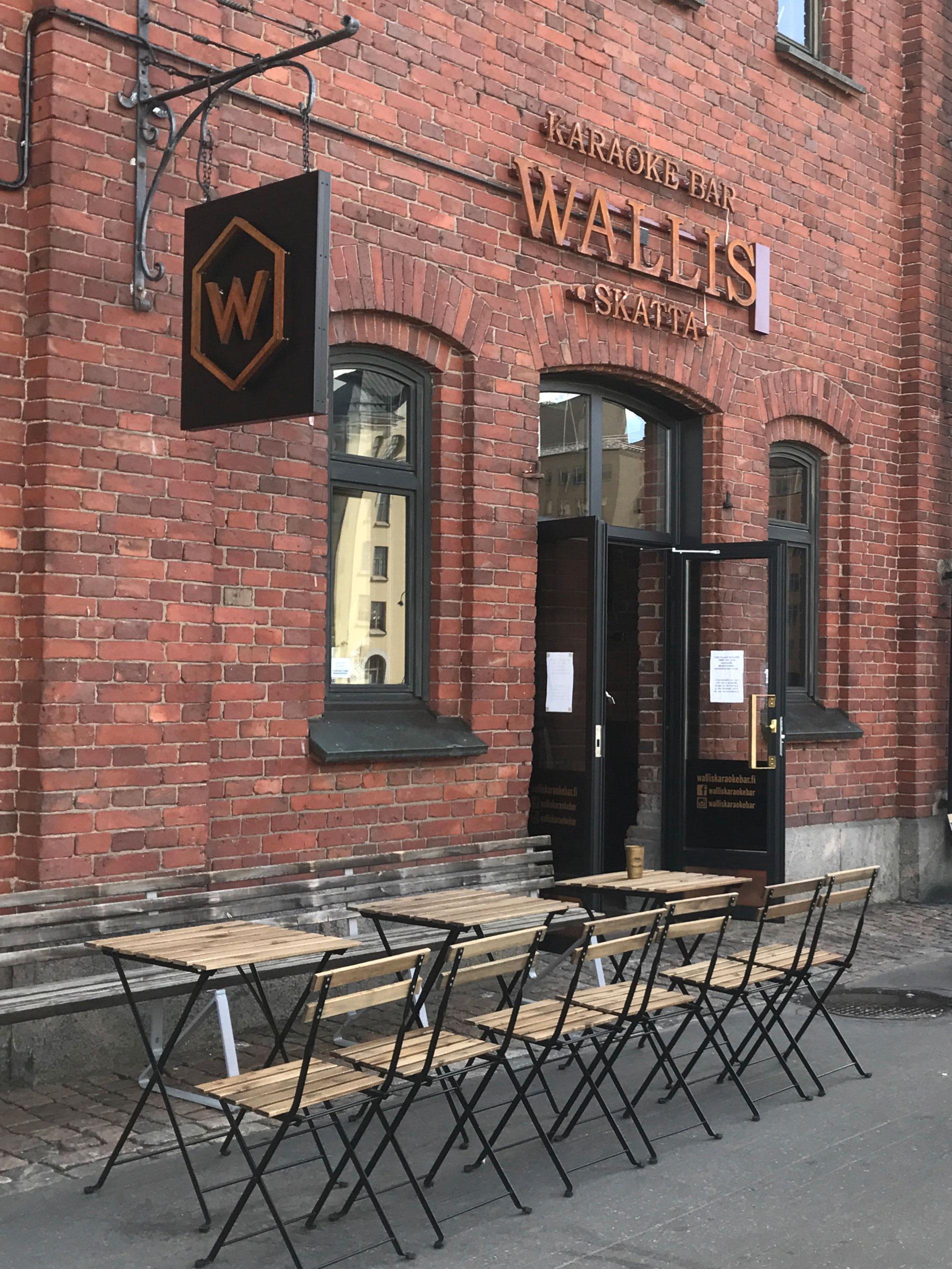 Wallis Karaoke Bar